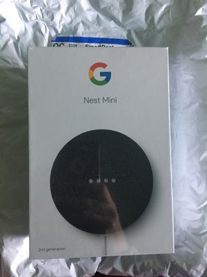 Google Nest Mini 2nd generation for Sale in MONTGOMRY VLG, MD