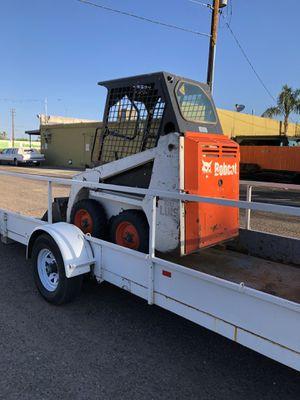 Bobcat 440B Dump trailer also Mechanic wanted for Sale in Phoenix, AZ