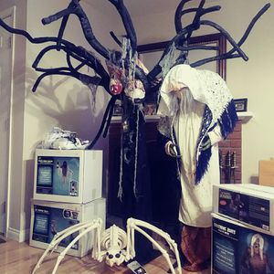 Haunted Tree Halloween 50% off sale for Sale in Rancho Cucamonga, CA