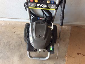 Ryobi 2700 psi 2.3 gpm pressure washer needs pump for Sale in Converse, TX