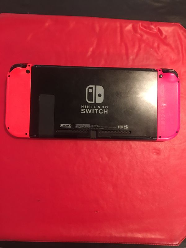 Newer Nintendo Switch $150 no joy cons $200 with joy cons and 10 preinstalled games (Pokemon shield not included)