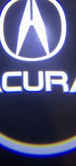 Acura Car Door Lights Puddle Lights Auto On&off aaa Batteries for Sale in Paramount,  CA