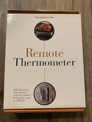 Remote Thermometer for Sale in San Antonio, TX