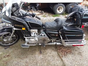 1983 Honda gold wing motorcycle for Sale in Puyallup, WA