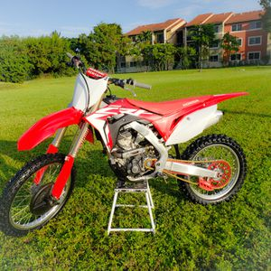 Honda crf 250 2018, motocross, dirtbike for Sale in Miami, FL