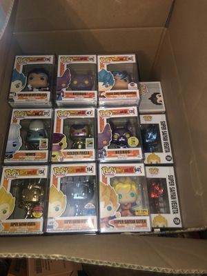 Dragonball z collection for Sale in Phoenix, AZ