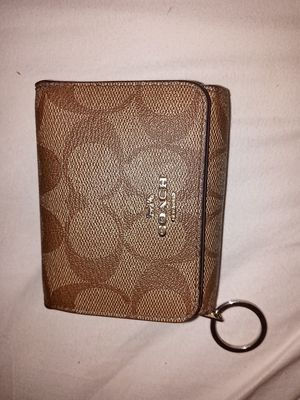 Coach new york wallet for Sale in Houston, TX