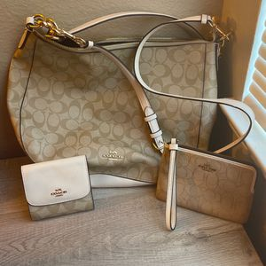 Coach Purse Set for Sale in Highland, CA