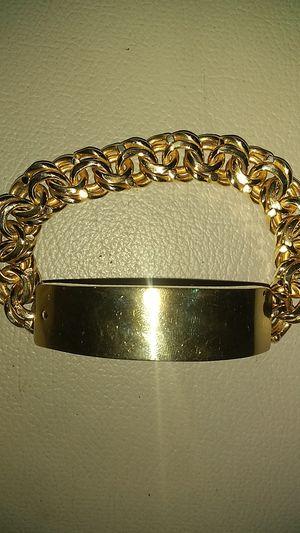 10k bracelet for Sale in Dallas, TX