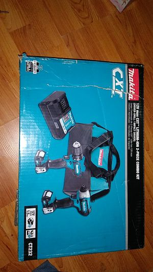 Makita Driver-Drill/Impact Driver for Sale in Norwalk, CA