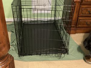 Large size dog cage for Sale in VA, US