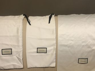 Gucci New Authentic Dust Bag for Sale in Rockville,  MD