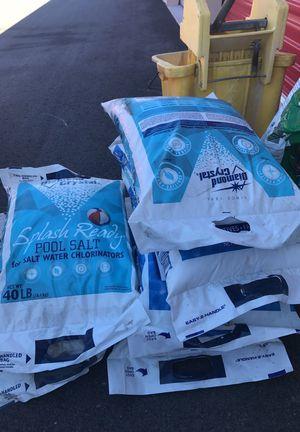 pool salt for Sale in Salt Lake City, UT