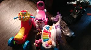 Toddlers toys and rides for Sale in Long Beach, CA