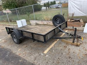 10' utility trailer for Sale in Columbus, OH