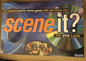 NEW! Scene It? Game for Sale in Plainfield, IL