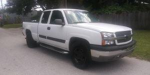 2003 Chevy Chevrolet Silverado Z71 for Sale in Tampa, FL