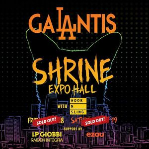 October 19th Galantis for Sale in Fontana, CA