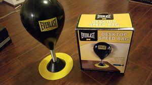 Everlast desktop speed bag for Sale in Hacienda Heights, CA