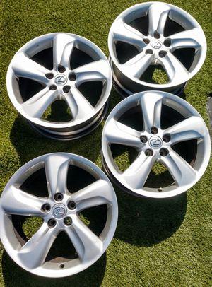 "Lexus GS 460 Sport 18"" rims wheels fits Toyota for Sale in Boca Raton, FL"