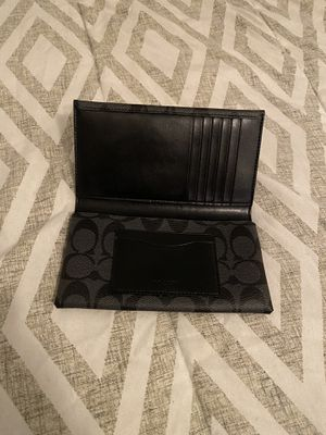 Coach male wallet for Sale in Miami, FL