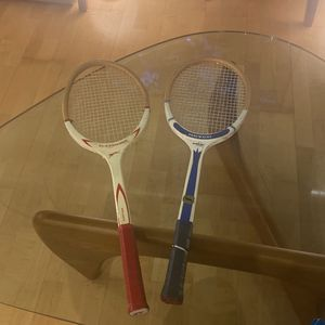 Vintage Tennis Rackets for Sale in Portland, OR