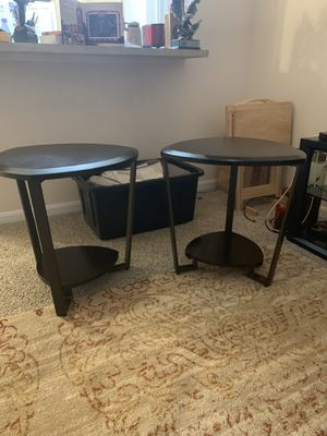 End tables. for Sale in OH, US