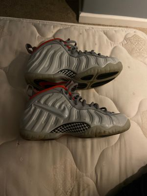 Nike Air Foamposite Pro Pure Platinum for Sale in Columbia, MO