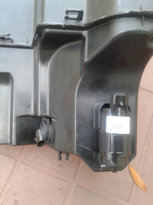 2013___2016 nissan altima windshield washer fluid reservoir tank bottle oem (se habla español)
