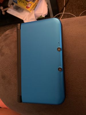 Nintendo 3DS XL (Blue) for Sale in Fresno, CA