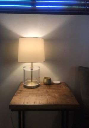 Gold Desk Lamp/ Night Stand Lamp for Sale in Oceanside, CA