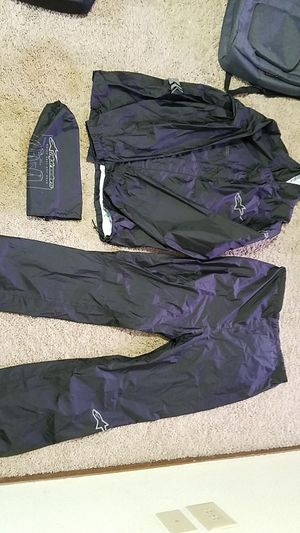 Alpinestars quick seal out motorcycle gear for Sale in Everett, WA