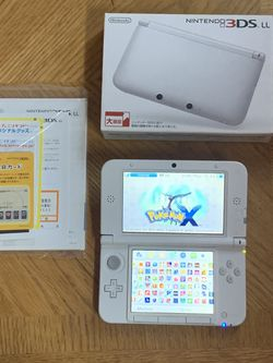 Modded Nintendo 3DS LL/XL japanese Import for Sale in Silver Spring,  MD