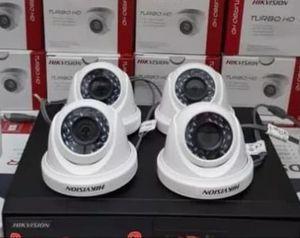 4- 1080p security cameras with install/ 4- camaras HD con instalacion incluyida..$SPECIAL DEAL$ for Sale in Fort Worth, TX