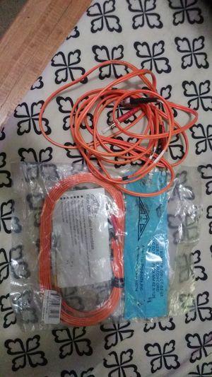 Fiber optic patch cords for Sale in Bristol, VA