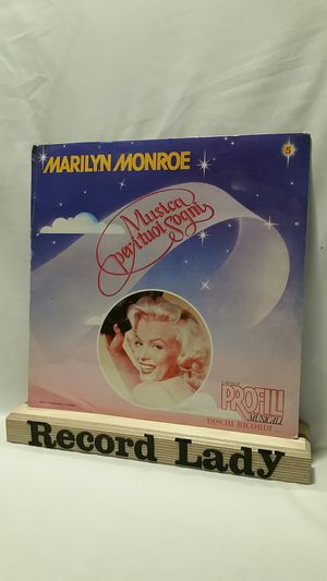 Marilyn Monroe Sealed French pressing vinyl record for Sale in San Diego, CA