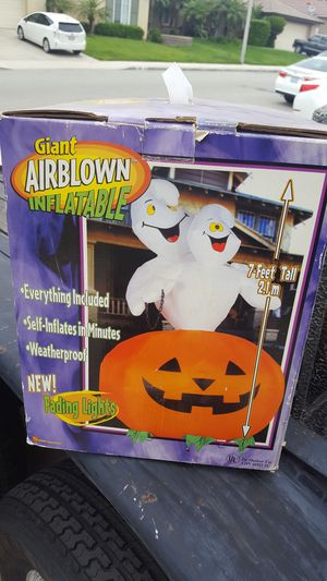 INFLATABLE GHOST for Sale in Corona, CA