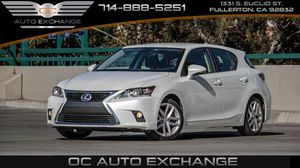 2017 Lexus CT for Sale in Fullerton, CA