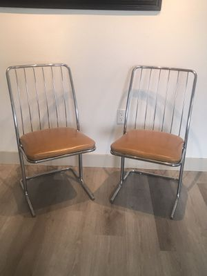 (2/both) Kitchen chairs by Daystrom for Sale in Carlsbad, CA