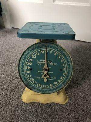 Antique Kitchen Scale for Sale in Alexandria, VA