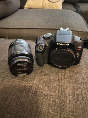 Canon EOS Rebel T6 for Sale in Phoenix, AZ