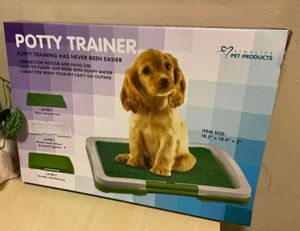 Indoor Dog Potty Grass Set Up or Puppy Potty Trainer for Sale in Downey, CA