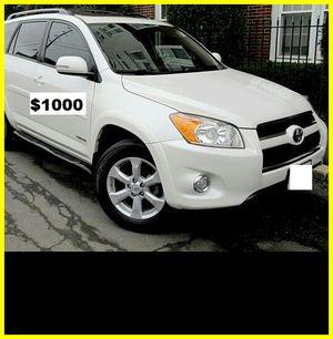 2009 Toyota RAV4 only$1000 for Sale in Huber, GA