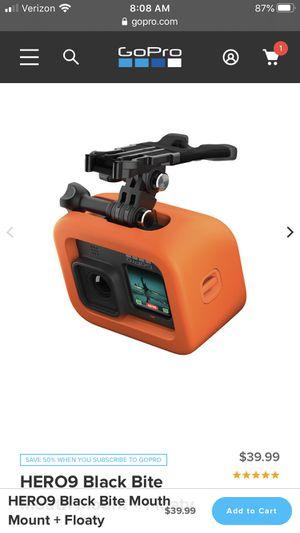 GoPro Hero 9 mount for Sale in Encinitas, CA