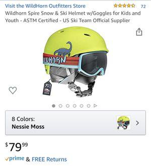 Kids Ski Helmet Set for Sale in San Diego, CA