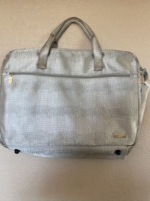 Silver Americans by Sharif Messenger Bag - luggage bag for Sale in Los Angeles, CA