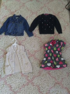 Girls 3-4t sweaters and vests for Sale in Colorado Springs, CO