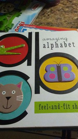 Amazing Alphabet Book for Sale in Chicago, IL