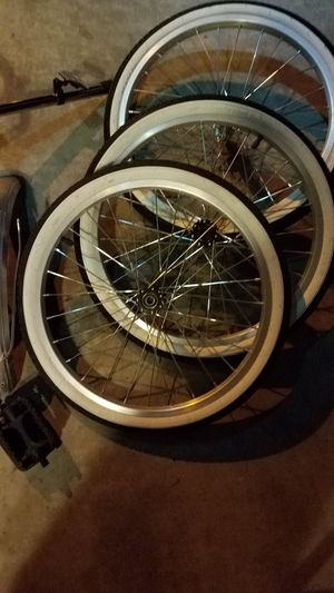 """New trike/tricycle bike parts 20"""" for Sale in Poway, CA"""