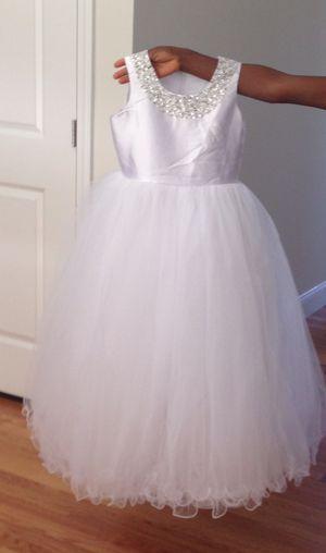 Flower girl dress, size 12 for Sale in Devens, MA